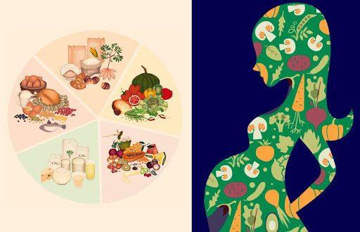 رژیم غذایی مادر در دوران بارداری بر روی چاقی کودک تاثیر میگذارد