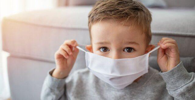 خطر نوع شدید کرونا یا مرگ ناشی از آن در کودکان بسیار ناچیز است