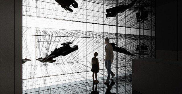 نخستین موزه فیبر کربن در ایتالیا ساخته میشود